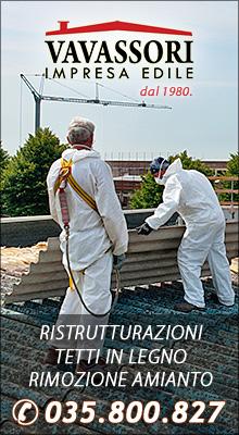 Vavassori Impresa Edile Bergamo - Rimozione amianto