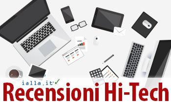 Recensioni Gadgets & Prodotti Hi-Tech