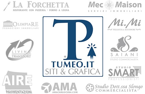 TUMEO.it · Siti Web & Grafica