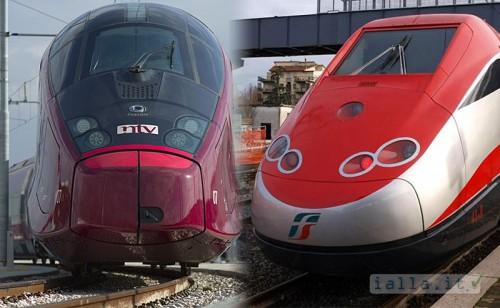 Quale Treno Prendere Freccia Rossa O Italo