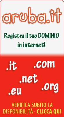 Domini .it .com .net .org .eu - Clicca e verifica subito la disponibilità del tuo dominio!